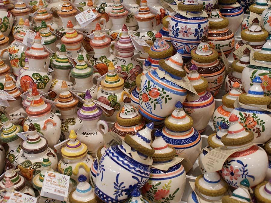 Honingpotjes Algarve | Saudades de Portugal