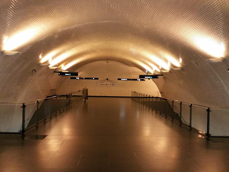 Metro Lissabon | Saudades de Portugal