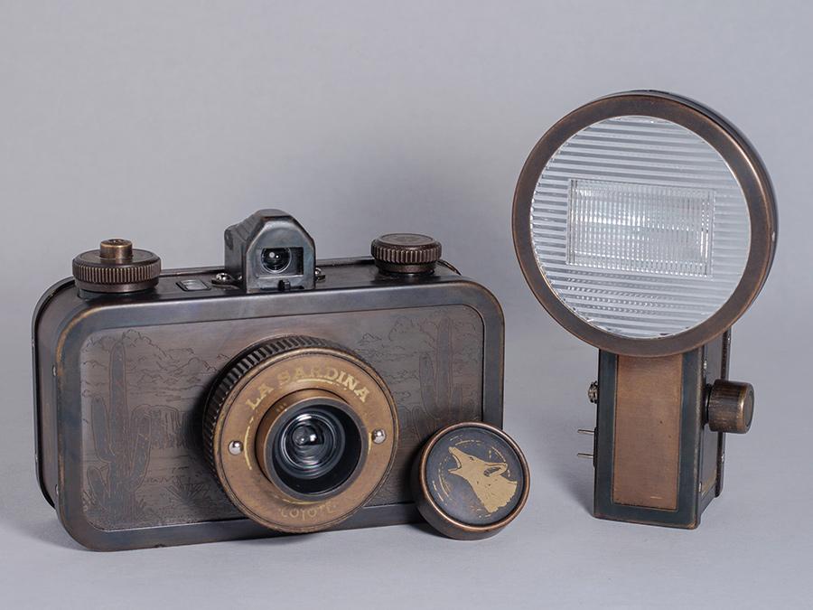Lomography camera's