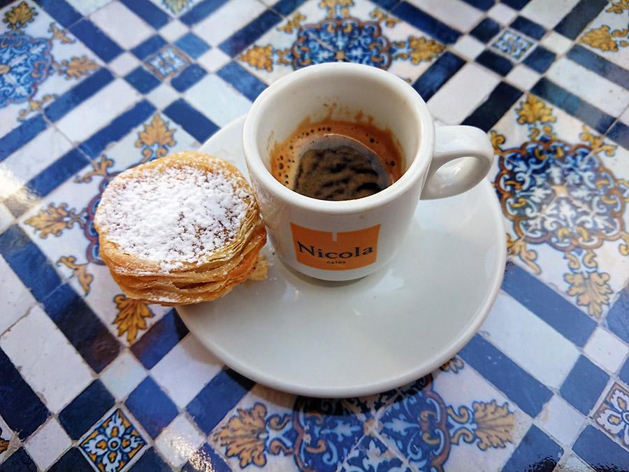 Portugese Koffie