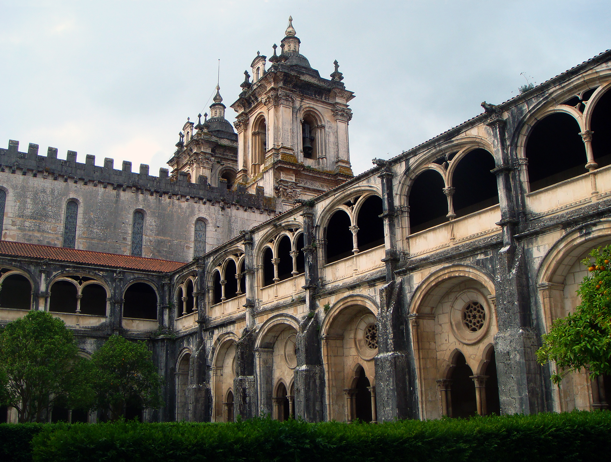 Portugese monumenten