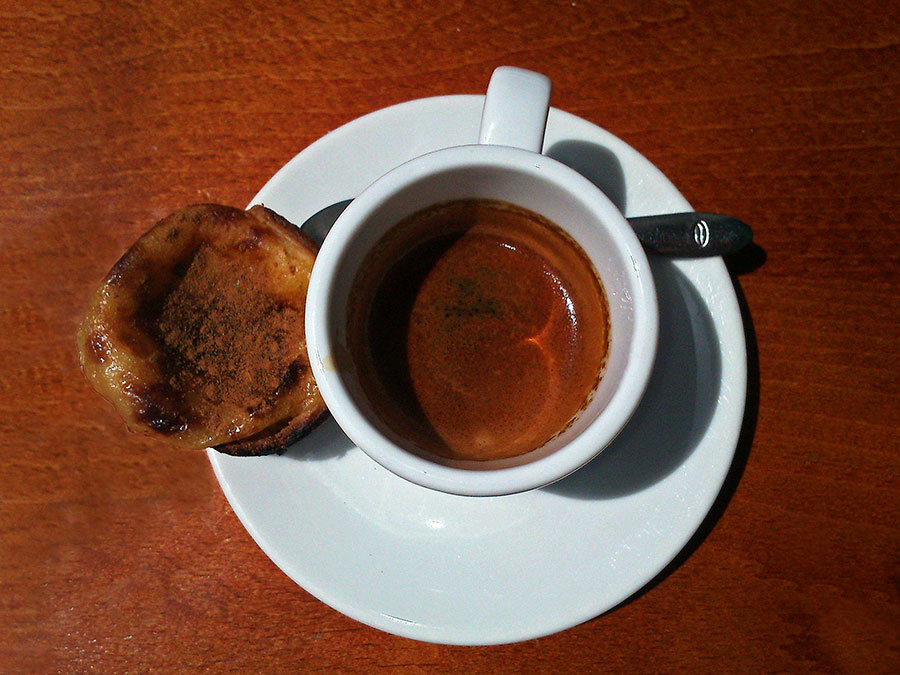 Koffie Portugal