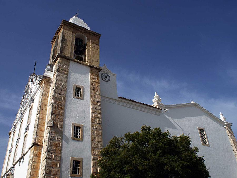 Kerk Olhao