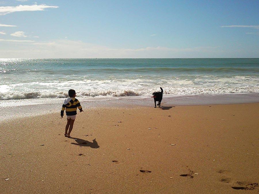 Kinderen Algarve | Saudades de Portugal
