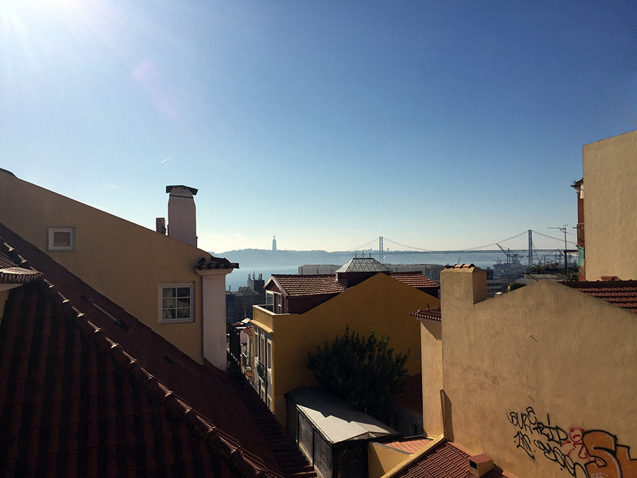 Overnachten Lissabon | Saudades de Portugal