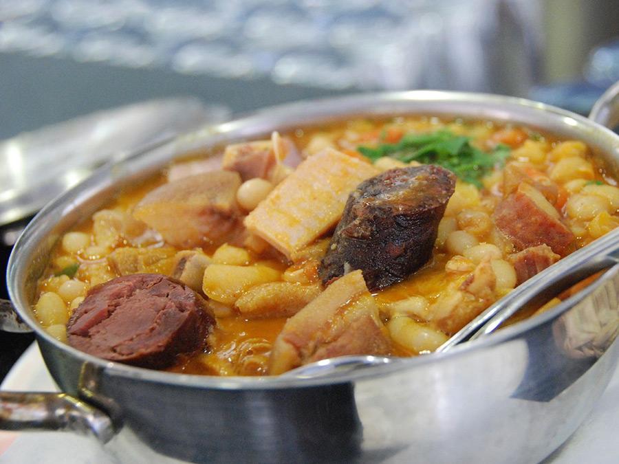 Vreemde gerechten Portugal