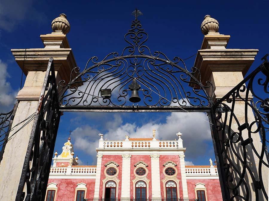 Pousada Palacio de Estoi | Saudades de Portugal