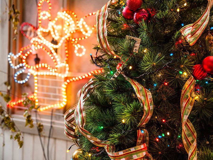 Kerst evenementen