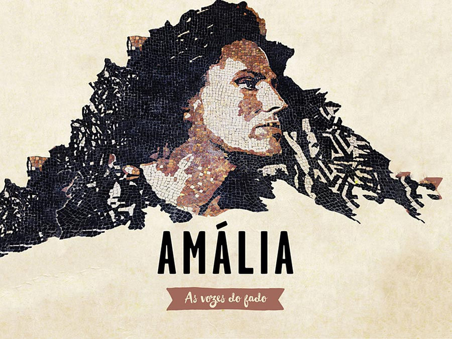Amália, As vozes do fado | Saudades de Portugal