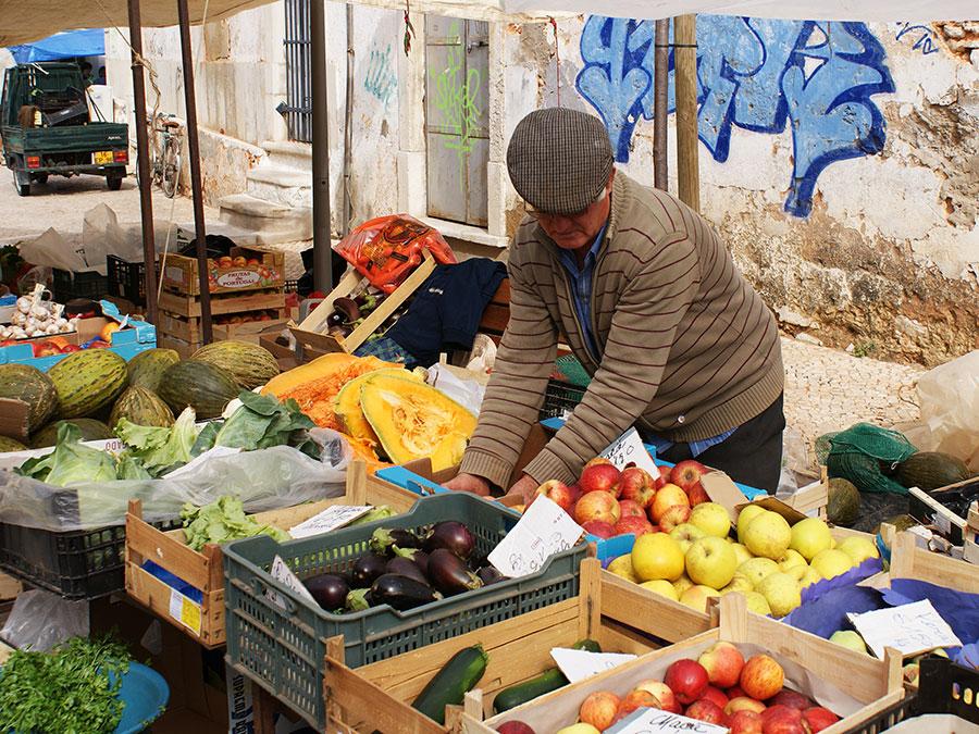 Markten Algarve | Saudades de Portugal