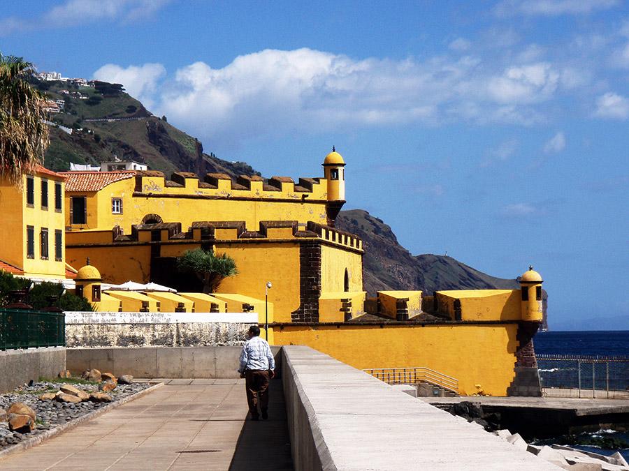 Fortaleza de São Tiago | Saudades de Portugal