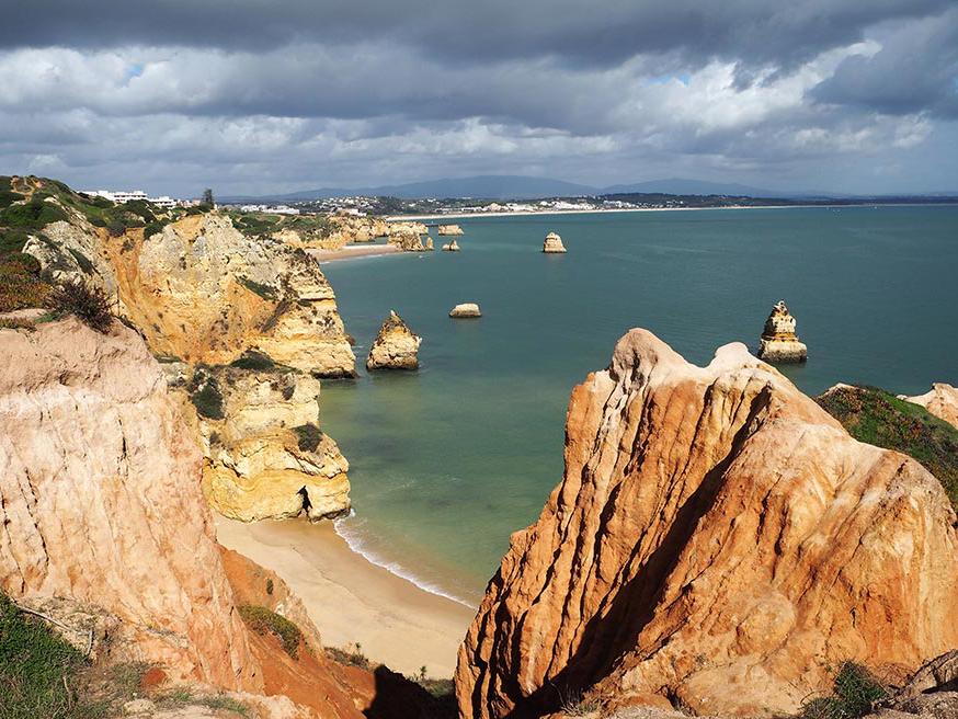 Strandtips Algarve | Saudades de Portugal