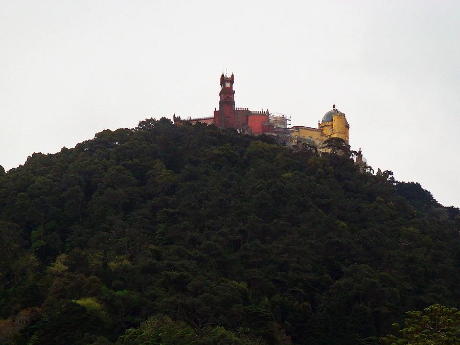 Palácio da Pena | Saudades de Portugal