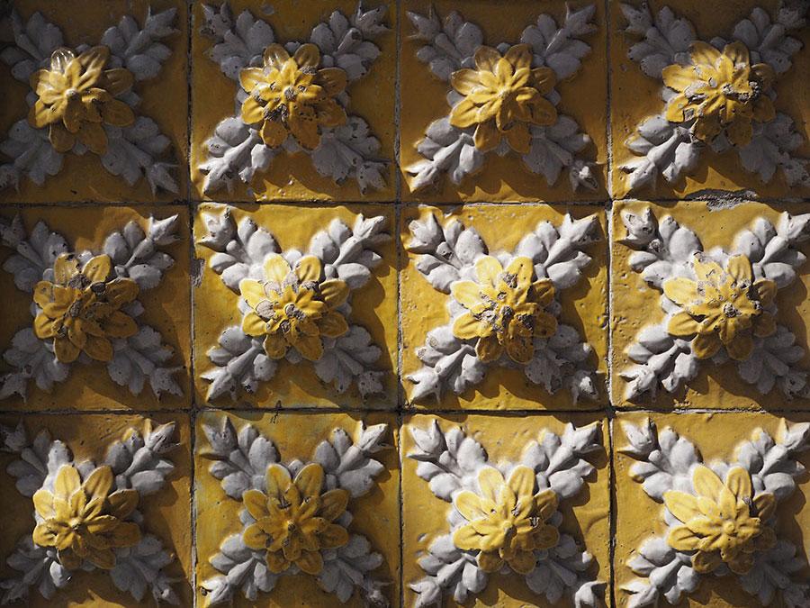 Azulejos toen nu | Saudades de Portugal