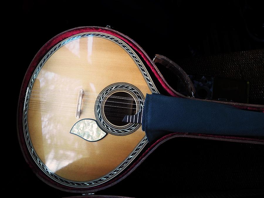 Portugese gitaar | Saudades de Portugal