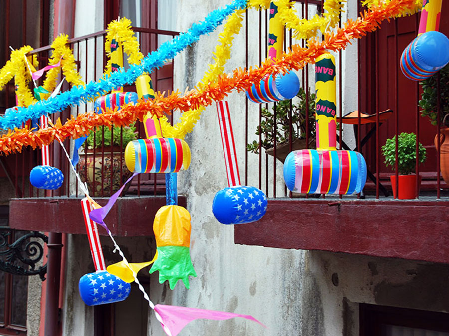 Leukste feestje Portugal | Saudades de Portugal