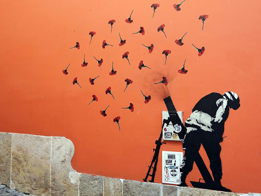 Anjerrevolutie | Saudades de Portugal