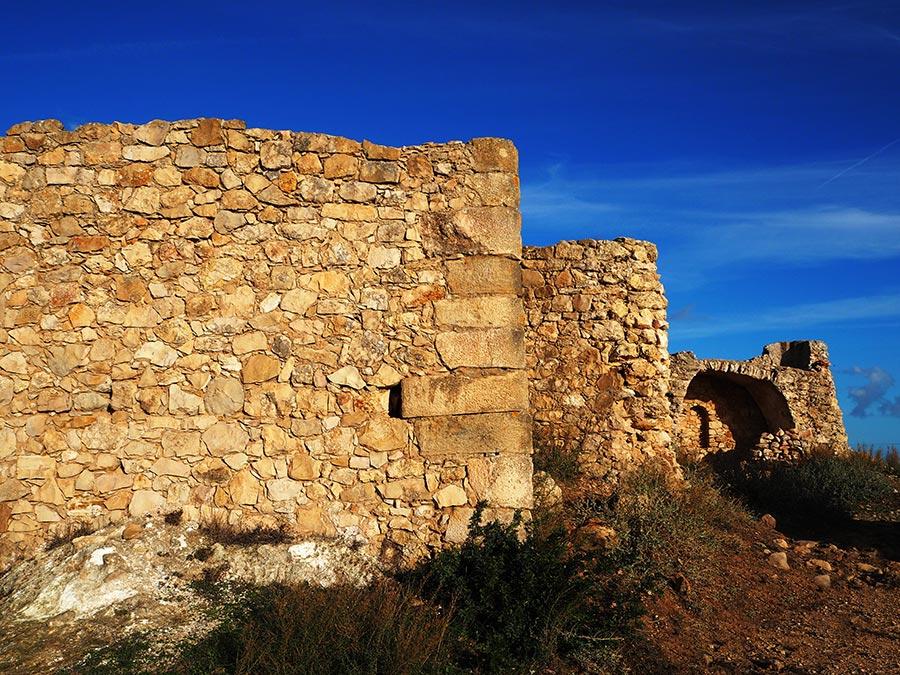 Forte de Almádena | Saudades de Portugal