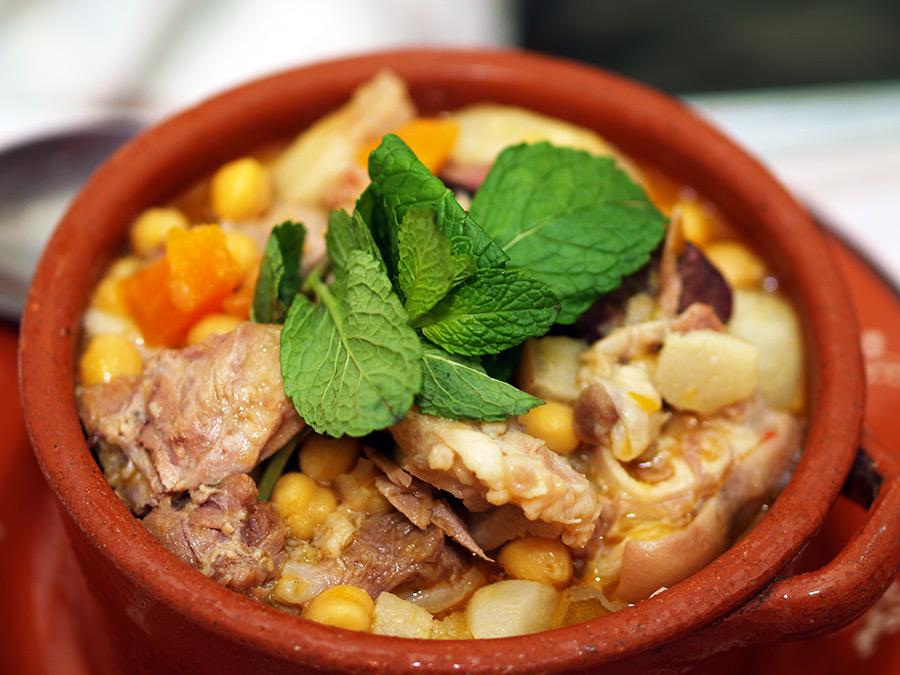 Cozido de Grão | Saudades de Portugal
