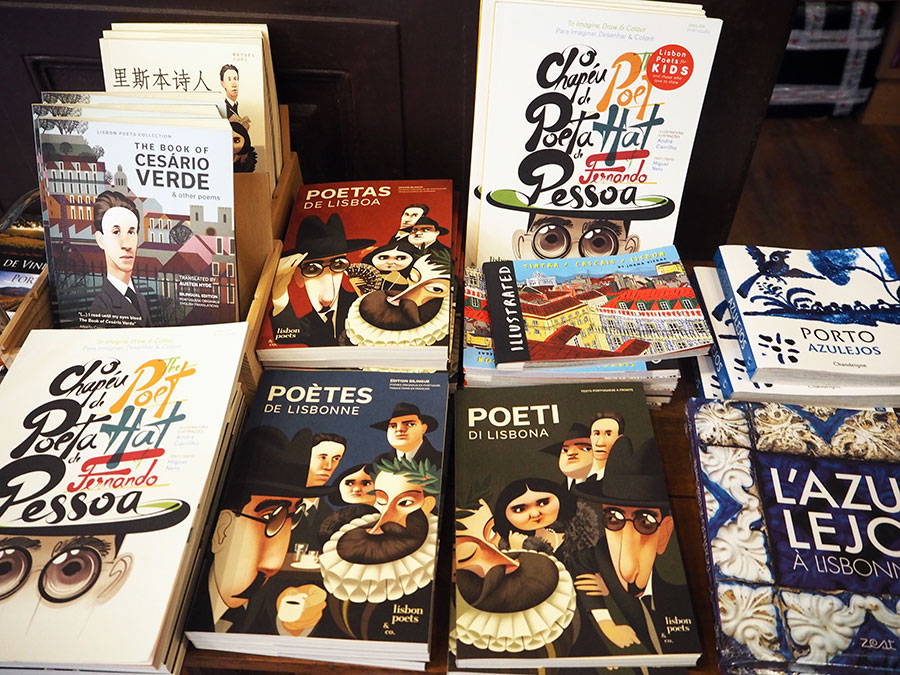 Boekentips Lissabon