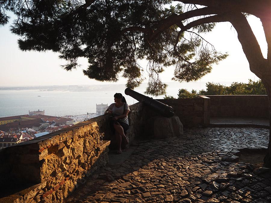 Castelo de São Jorge | Saudades de Portugal