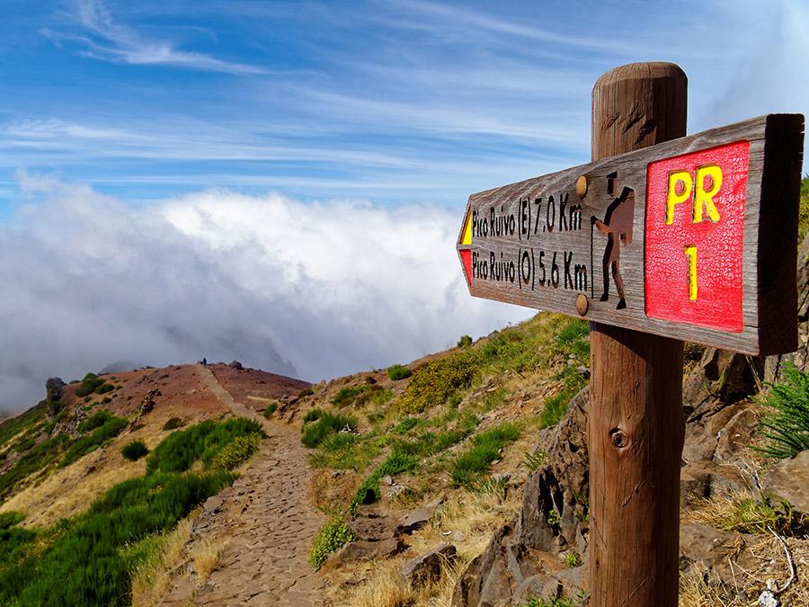 Madeira wandelen | Saudades de Portugal