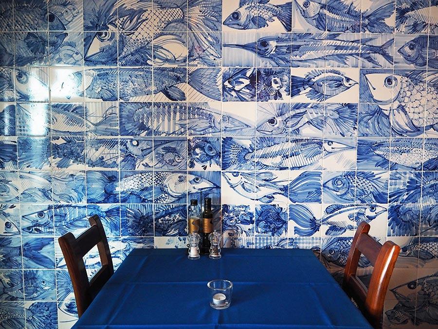 Typische gerechten: Algarve