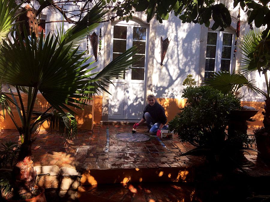 Vanaf het dakterras: Winterklusjes | Saudades de Portugal