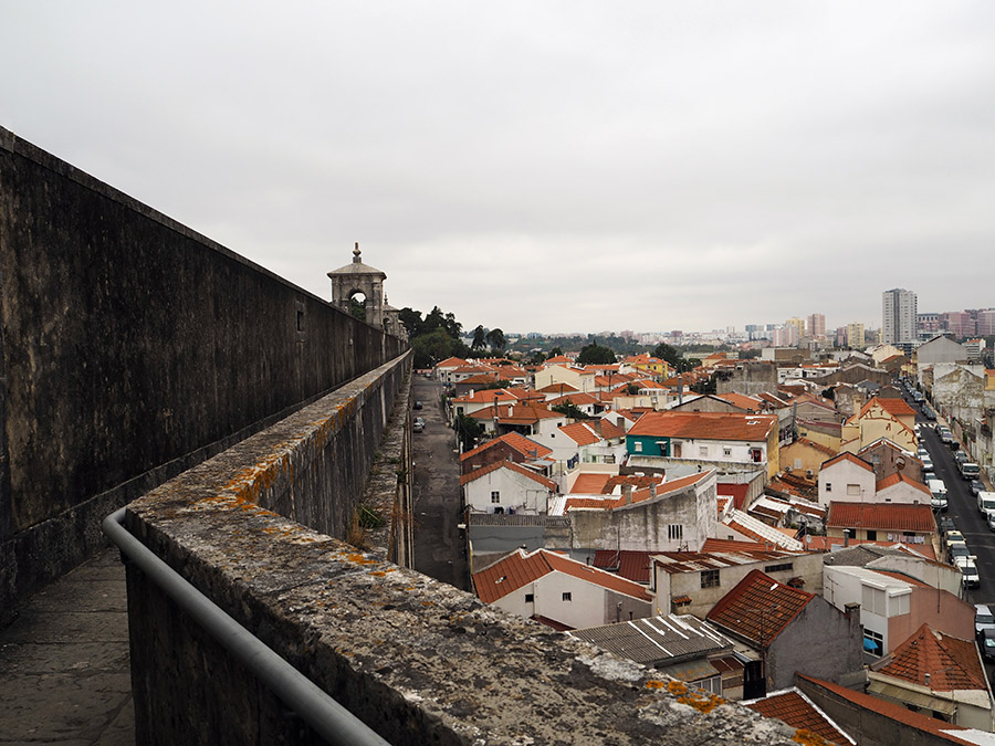 Aqueduto das Águas Livres | Saudades de Portugal