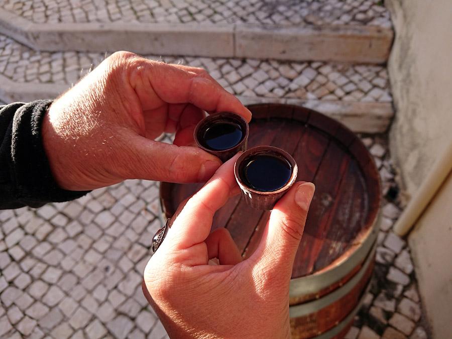 Licor de Ginja | Saudades de Portugal