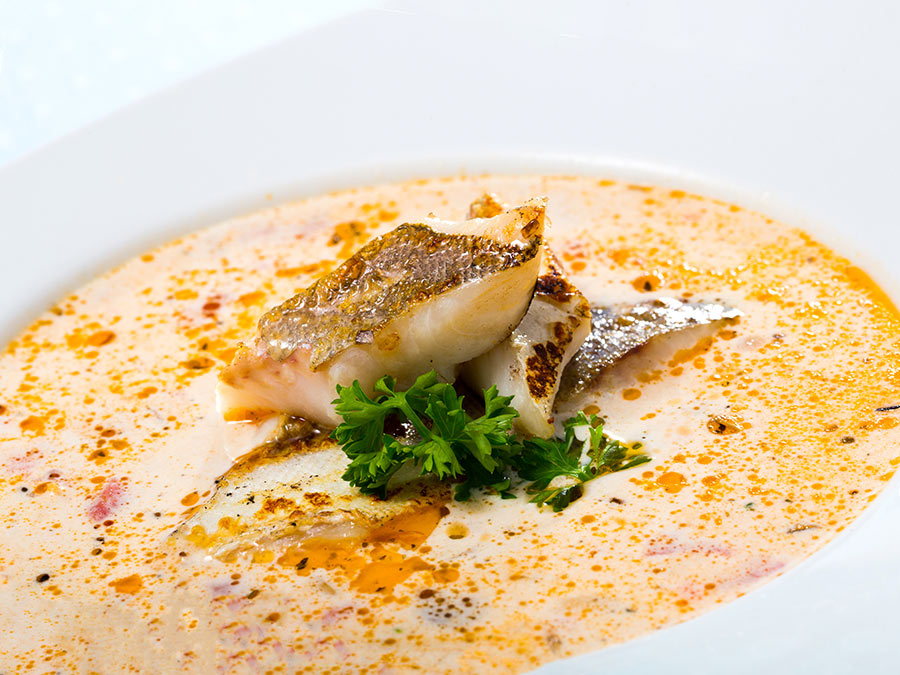 Sopa de Bacalhau