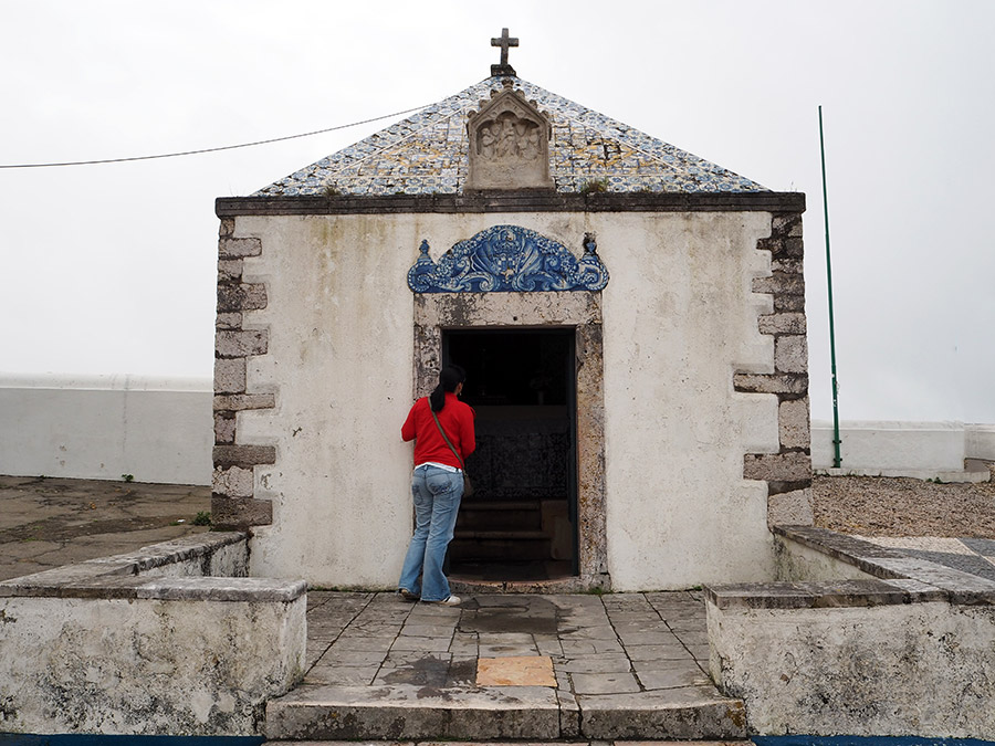 Ermida da Memória | Saudades de Portugal