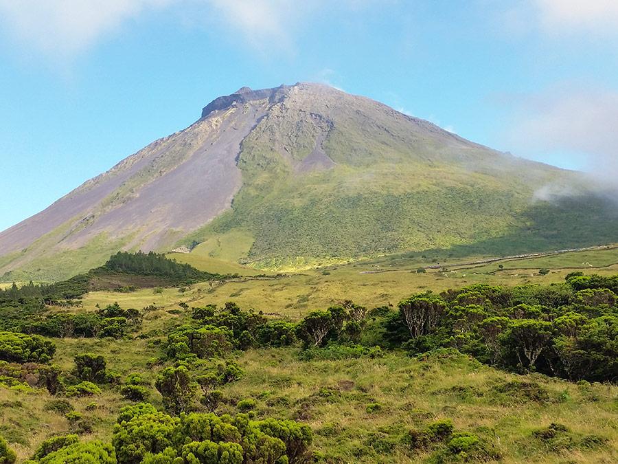 Top zes Azoren