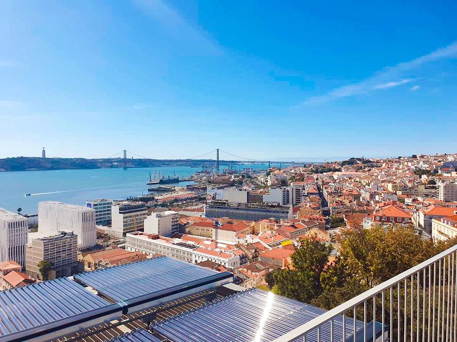 Jearina in Lissabon: Herfst