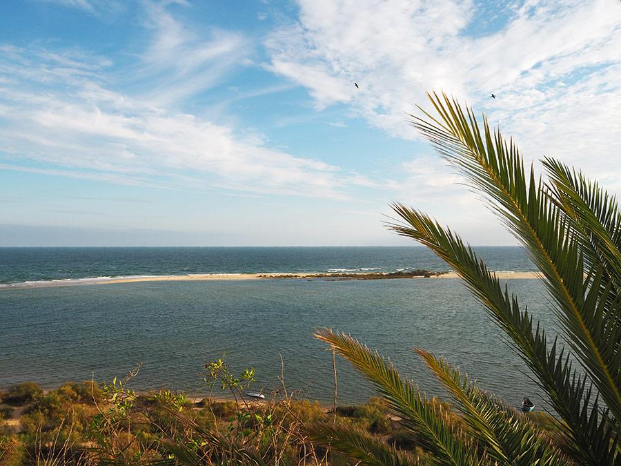 Ria Formosa in Vogelvlucht