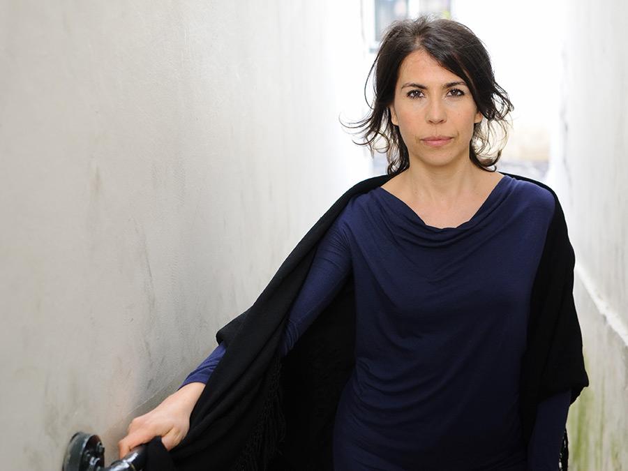 Magda Mendes in Utrecht
