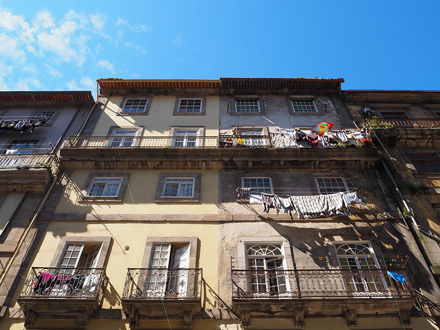 Jearina in Lissabon: Nieuw Begin