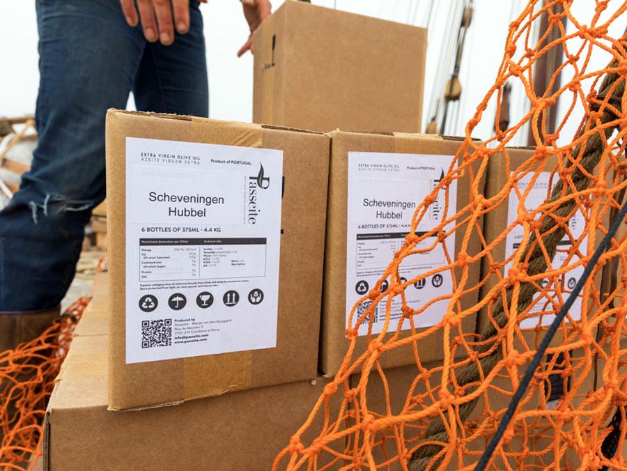 Passeite: Portugese Producten via zeil